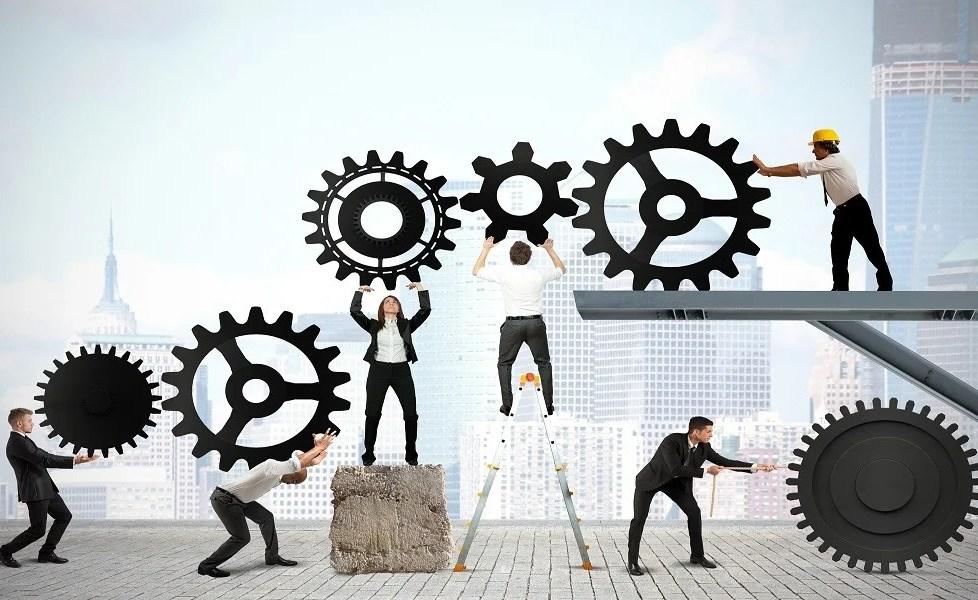 Teamwork - A Modern Paradox - People Development Magazine