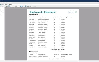 Enhancing Reports using the Report Designer Webinar
