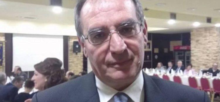 Επίτιμο μέλος της Επιστημονικής Επιτροπής των G. Sciacca o Πρύτανης του Δημοκρίτειου Πανεπιστημίου Θράκης Καθηγητής κ. Αθανάσιος Καραμπίνης