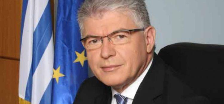 Ανδρέας Λυκουρέντζος: Γενικός Γραμματέας Πολιτικής Επιτροπής της Ν.Δ.
