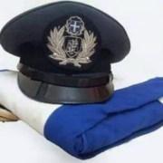 Μνημείο Πεσόντων Αστυνομικών στο Αεροδρόμιο Ε. Βενιζέλος