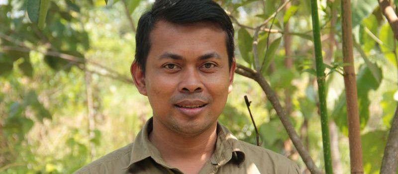 Ο Panut Hadisiswoyo μάχεται για τα δάση της Σουμάτρας και τους ουρακοτάγκους