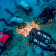 Αρχαίος σκελετός ανακαλύφθηκε στο ναυάγιο των Αντικυθήρων