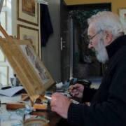 Ταξίδι στην ζωγραφική του Δημήτρη Σταθόπουλου από τον φιλόλογο Θανάση Μουσόπουλο