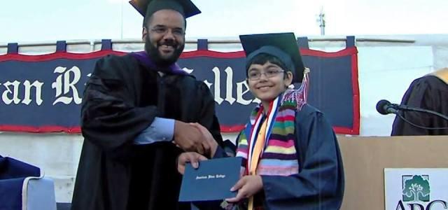 Στα 15 του το παιδί θαύμα ο Tanishq Abraham είναι πτυχιούχος Μηχανικών Βιοιατρικής