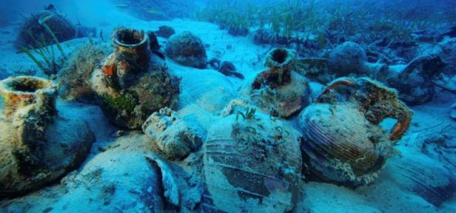 58 Ναυάγια ανακαλύφθηκαν στους Φούρνους Ικαρίας