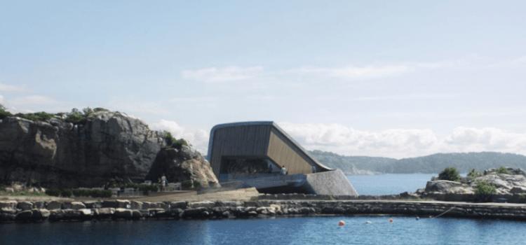 Εστιατόριο στο βυθό της θάλασσας ετοιμάζει τα εγκαίνια του την Άνοιξη του 2019