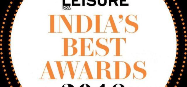 Πρωτιά για την Ελλάδα στα διεθνή ταξιδιωτικά βραβεία της Ινδίας «India's Best Awards 2018»