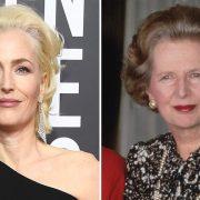 Η Gillian Anderson ενσαρκώνει τη Margaret Thatcher στη σειρά του Netflix