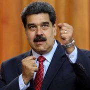 Στην αντεπίθεση ο πρόεδρος της Βενεζουέλας Νικολάς Μαδούρο