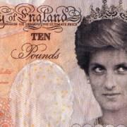 Έργο του Banksy που αποδίδει φόρο τιμής στην Πριγκίπισσα Diana σε έκθεση του British Museum