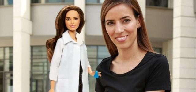 Η Ελληνίδα επιστήμονας, Ελένη Αντωνιάδου, που έγινε κούκλα Barbie