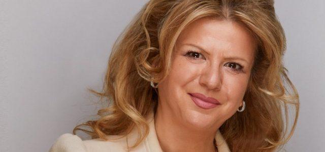 Η υποψήφια Δημοτική Σύμβουλος για τον Δήμο Βριλησσίων Θεοδώρα Ζαχαρία