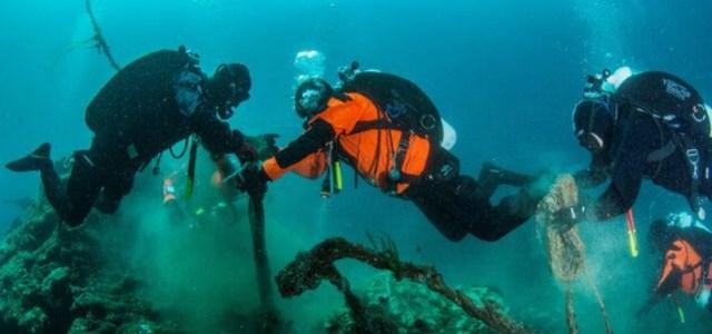 Χαλκιδική: Πώς διέσωσε μία σπάνια αποικία ιππόκαμπων η Ghost Fishing Greece