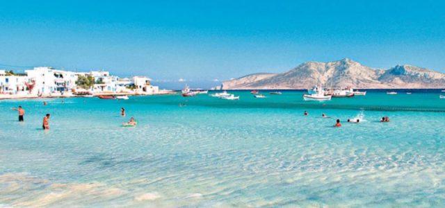 Tα τέσσερα από τα πέντε καλύτερα νησιά στην Ευρώπη είναι Ελληνικά