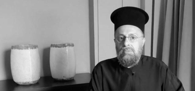 Αρχιμ. Απόστολος Καβαλιώτης: Εκκλησιαστική Διπλωματία και εκκλησιαστικό branding