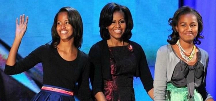 Η Μισέλ Ομπάμα αποκαλύπτει: «Απέκτησα τις κόρες μου με εξωσωματική»