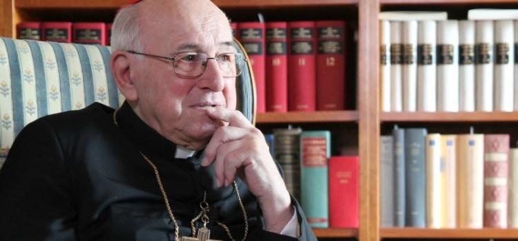 Βραβείο «Cultura» Sciacca 2019 στον Γερμανό Καρδινάλιο Walter Brandmüller