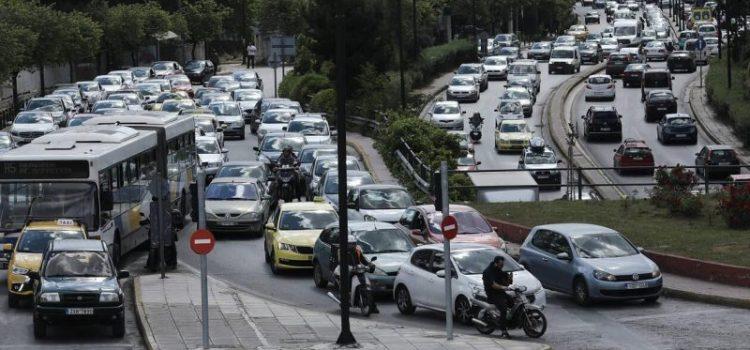 ΕΑΑ: Σημαντική η μείωση των εκπομπών ρύπων στην Αττική μετά τα μέτρα κυκλοφορίας λόγω Covid-19