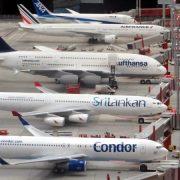 O Κορωνοϊός έχει καθηλώσει τις αεροπορικές: Εταιρείες κολοσσοί ζητούν κρατική επιδότηση για να επιβιώσουν