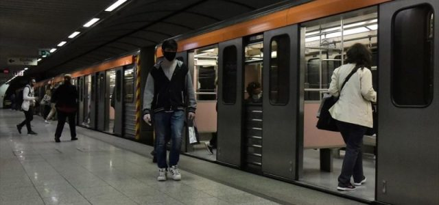 Αυξήθηκε κατά 82% η επιβατική κίνηση στα μέσα μεταφοράς από 4/5 έως 7/5