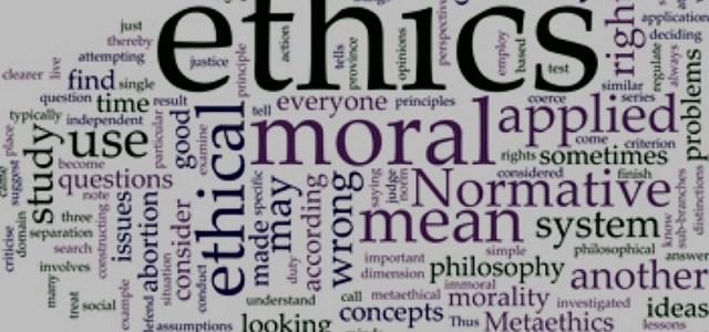 Βασικοί όροι της νεότερης ηθικής φιλοσοφίας