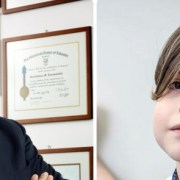 Οι νικητές των Παγκόσμιων Βραβείων Sciacca 2021. Βραβείο «Ιατρικής» στον Δρ. Ιατρικής, Χειρουργό Κωνσταντίνο Κωνσταντινίδη