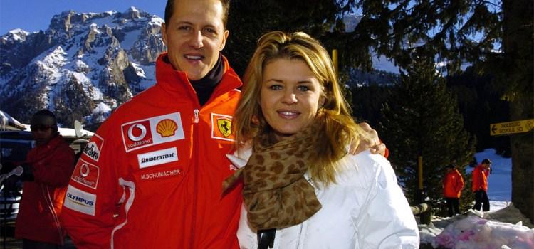 Δημήτρης Πολιτάκης Schumacher: Η ταινία για τον κορυφαίο οδηγό που εδώ και χρόνια είναι «διαφορετικός, αλλά ίδιος» σύμφωνα με την γυναίκα του