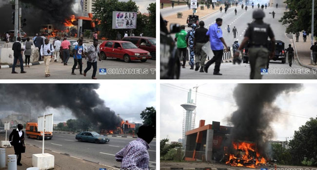 Shi'ite-Protest:-DCP,-Channels-reporter,-killed-on-duty