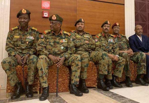 Sudan-military-aborts-Omar-al-Bashir's-attempt-to-return