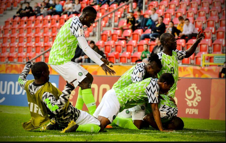 All-African-Games,-Flying-Eagles-secure-final-spot