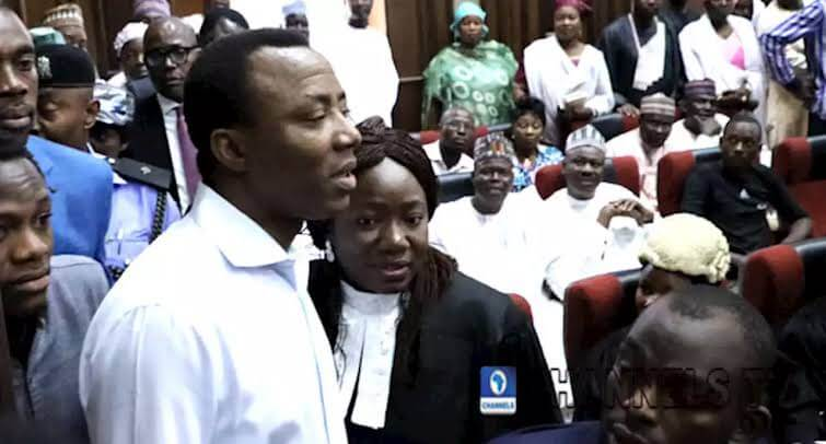 Court-orders-remand-of-Sowore,-co-defendant-in-custody