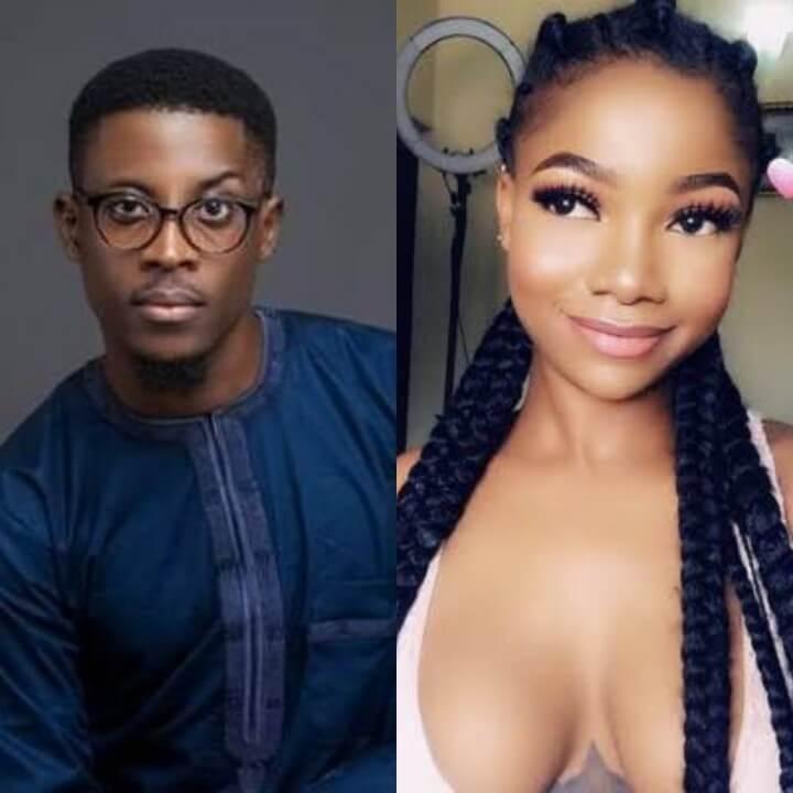 Seyi,-Tacha's-fans-clash-in-Lagos