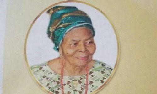 First-Nigerian-female-science-graduate-dies-at-95