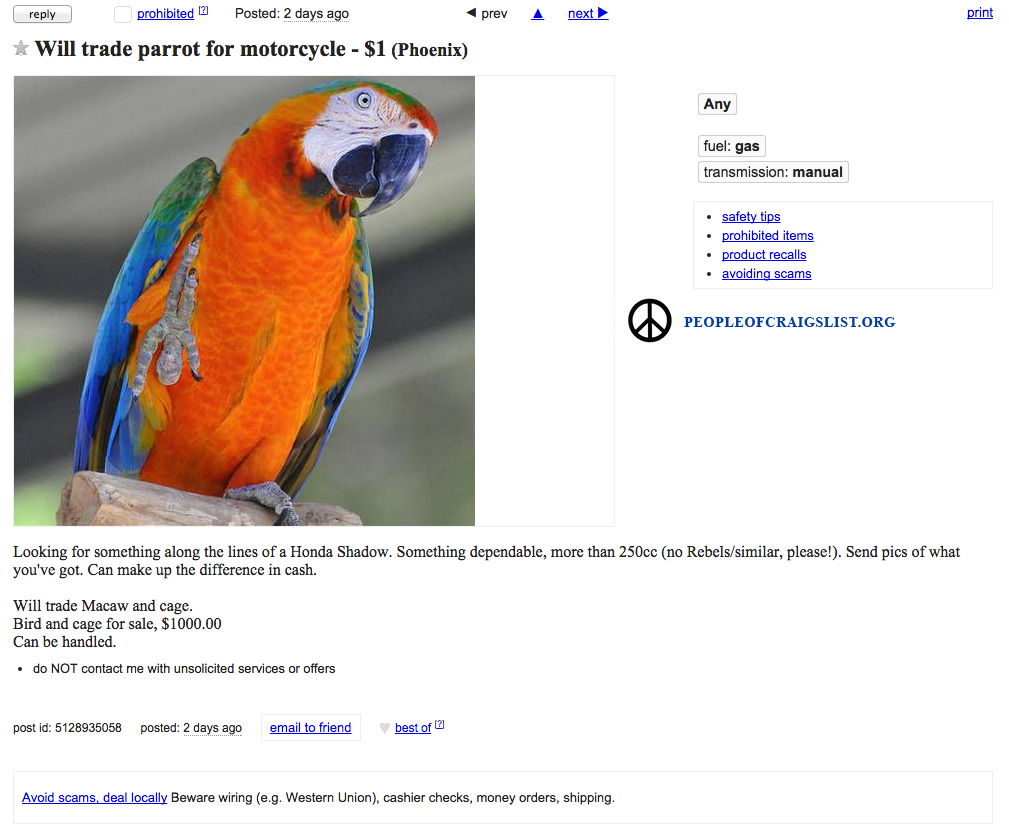 Craigslist Cars Archives - Page 2 of 2