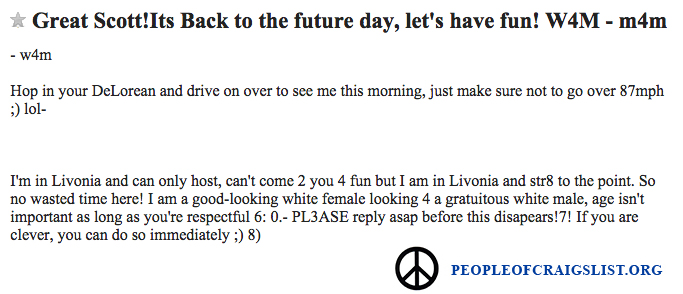 Back to the craigslist future