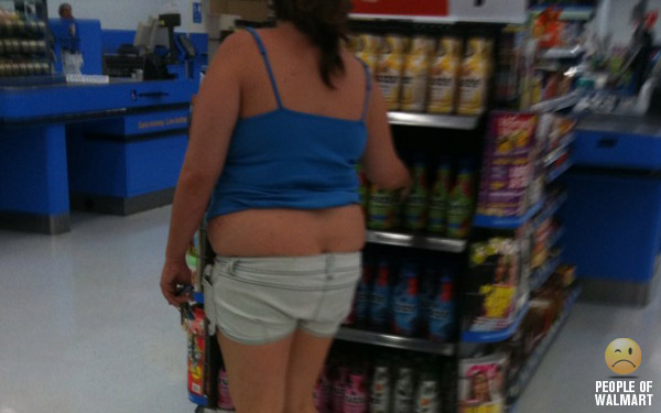 Those shorts are going to hurt somebody.