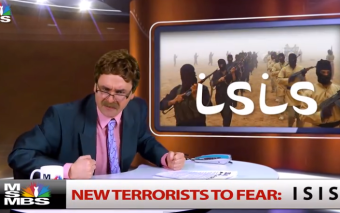 MSMBS News Headlines: ISIS, Gaza, Ukraine & More