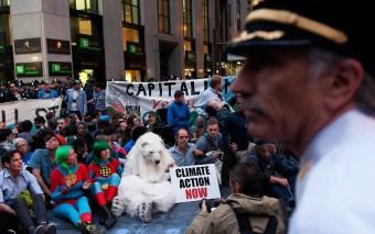 Flood Wall Street Dispersal/Arrests Unconstitutional