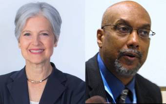 Jill Stein Selects Human Rights Activist Ajamu Baraka as VP Running Mate