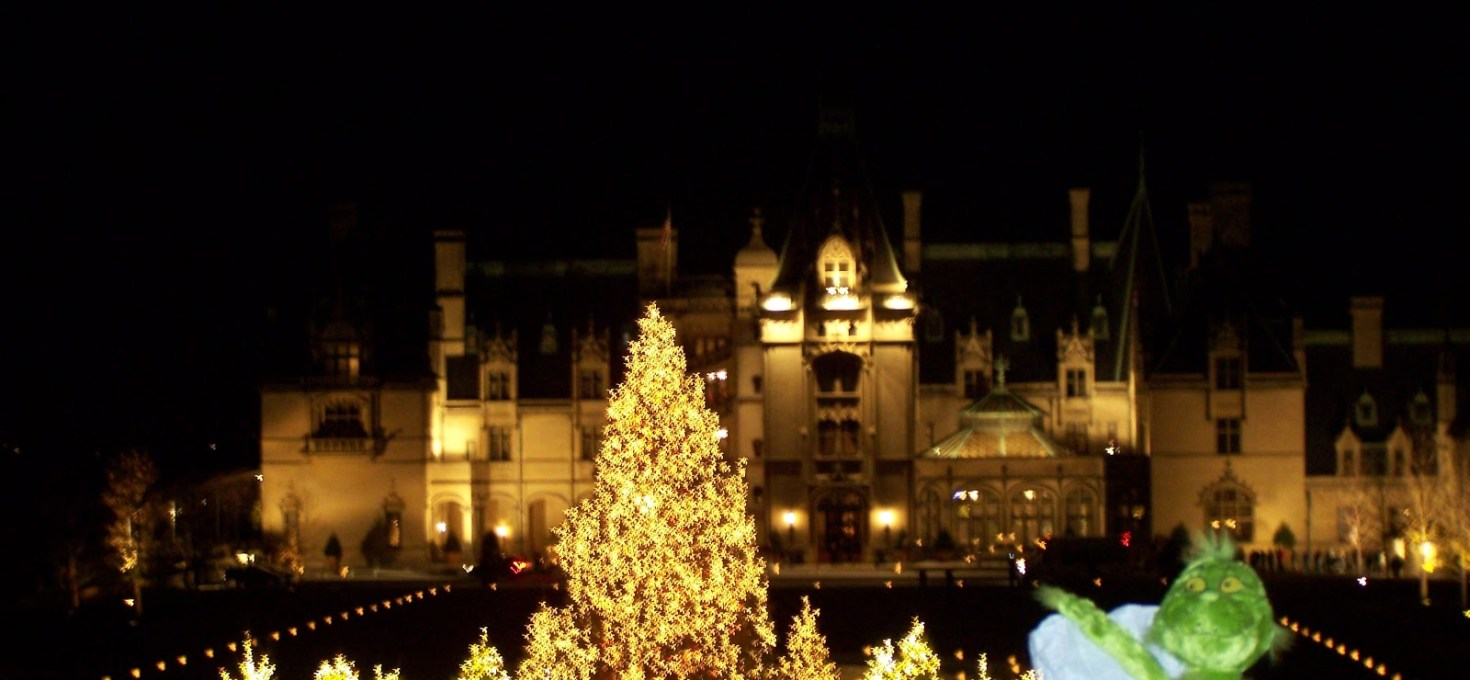 Biltmore At Christmas.Best Places To Visit During Christmas Biltmore Estate