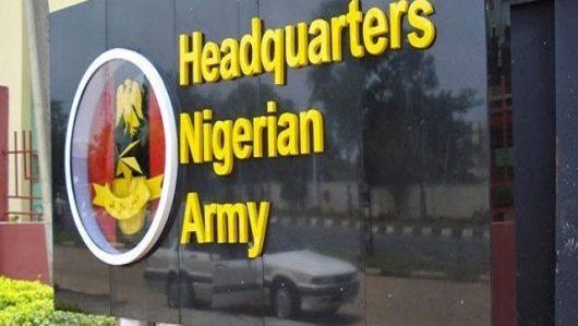 Troops destroy terrorists hideout in Borno