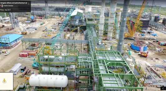 CBN: Dangote Refinery to employ 70,000 workers