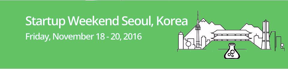 Startup Weekend Seoul