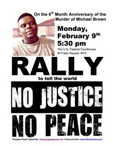 no justice no peace #2
