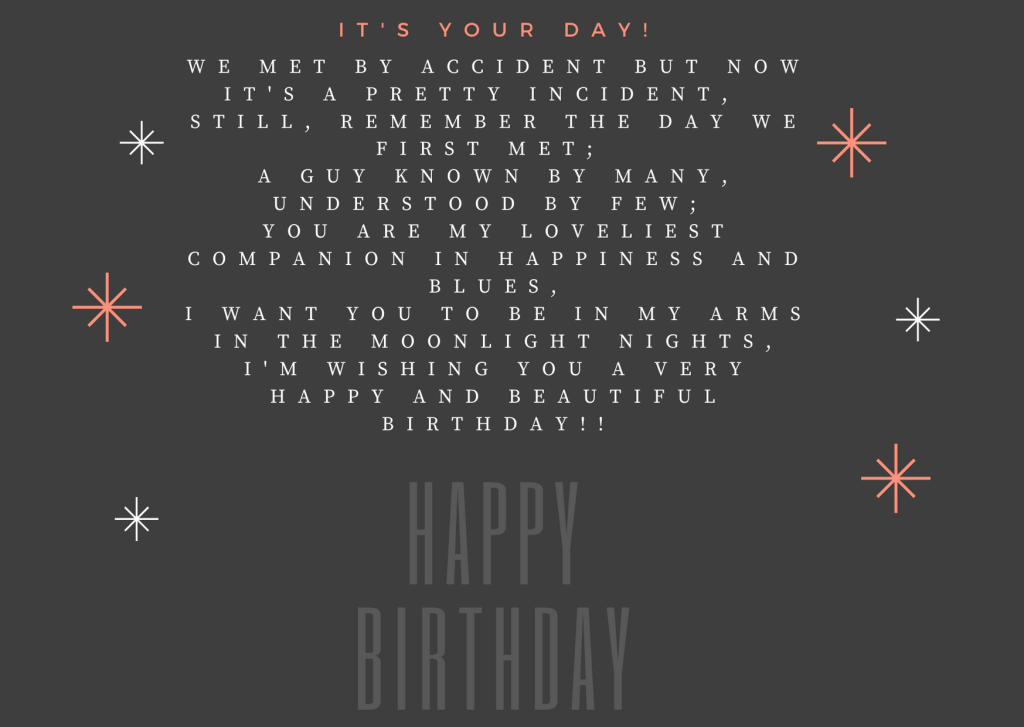 sweet heartfelt birthday messages