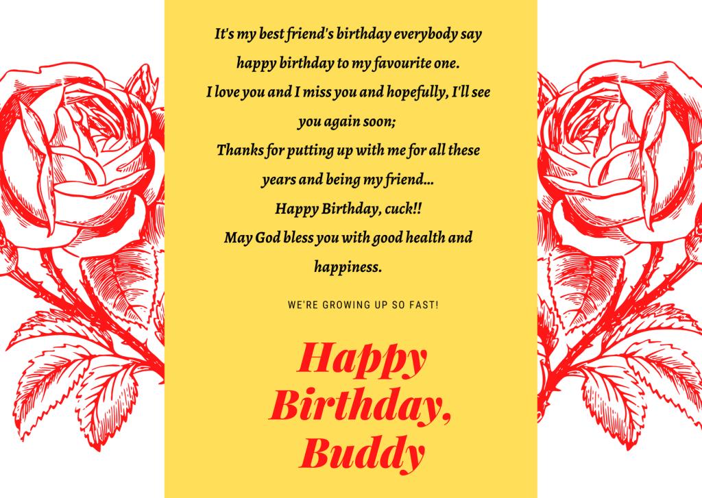 Best Happy birthday wishes SMS