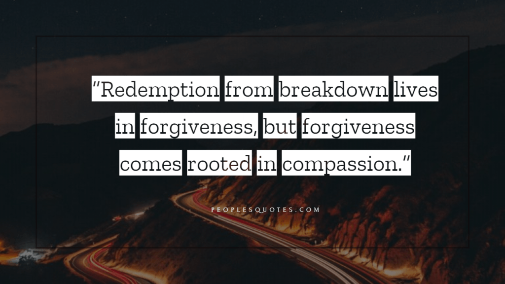 compassion and forgiveness quotes