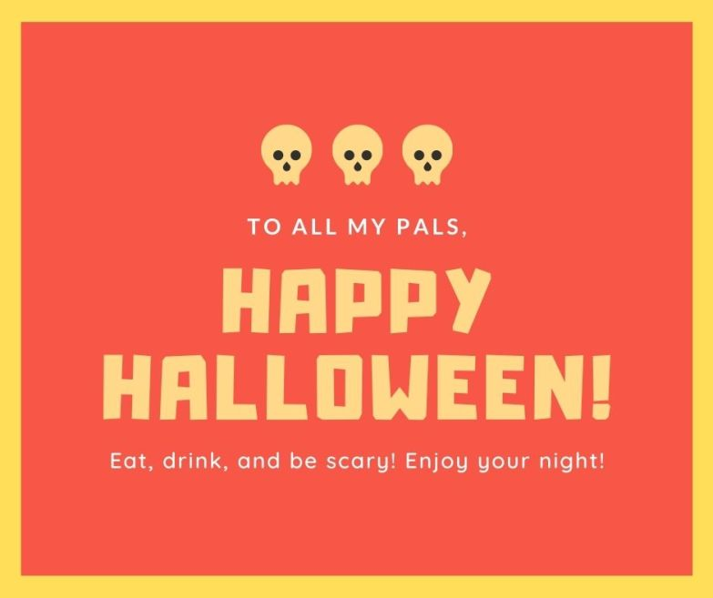 Scary And Creepy Halloween Quotes