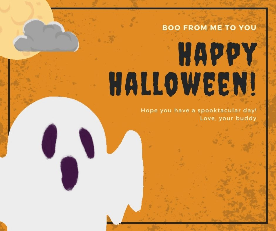 Halloween Facebook Cards and Greetings